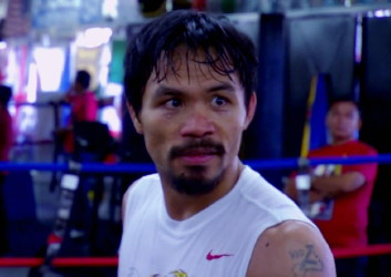 manny pacquiao floyd mayweather jr  photo