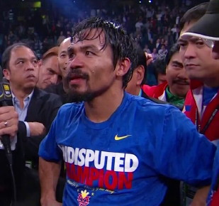 Andre Ward Manny Pacquiao