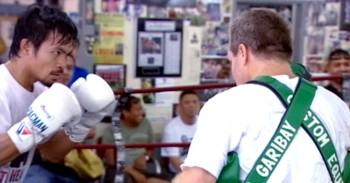 Manny Pacquiao Miguel Cotto Paulie Malignaggi Cotto vs. Pacquiao Cotto-Pacquiao