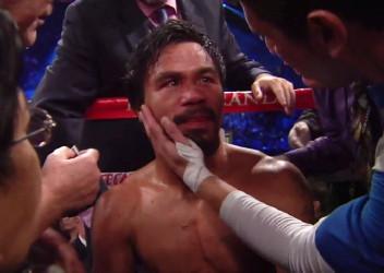 Manny Pacquiao Pacquiao vs. Marquez 5 Pacquiao-Marquez 5