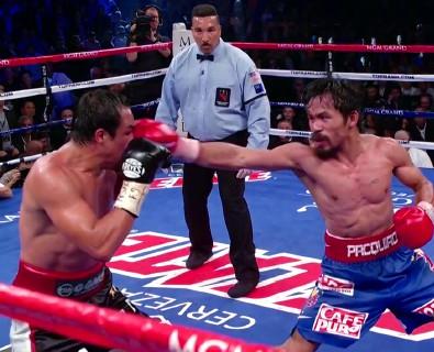 Floyd Mayweather Jr Juan Manuel Marquez Manny Pacquiao Pacquiao vs. Marquez