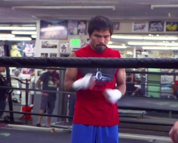 Pacquiao Rios Pacquiao vs. Rios  manny pacquiao brandon rios boxing