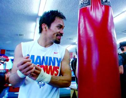 Manny Pacquiao Timothy Bradley Bradley vs. Pacquiao