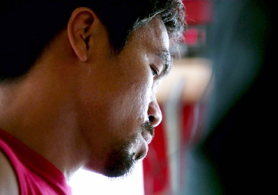 timothy bradley manny pacquiao  photo