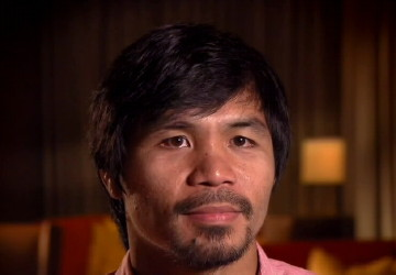 manny pacquiao floyd mayweather jr boxing  photo