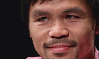 Manny Pacquiao Chris Algieri Pacquiao vs. Algieri Pacquiao-Algieri