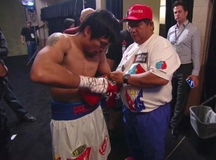 Amir Khan Floyd Mayweather Jr Manny Pacquiao