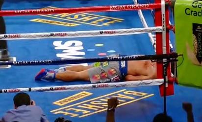 Floyd Mayweather Jr Juan Manuel Marquez Manny Pacquiao
