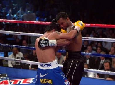Manny Pacquiao Shane Mosley