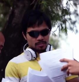 Manny Pacquiao Shane Mosley Pacquiao-Mosley