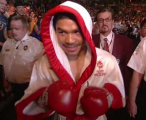 David Diaz Manny Pacquiao