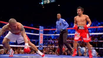 Manny Pacquiao Miguel Cotto