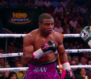 Bernard Hopkins Jean Pascal