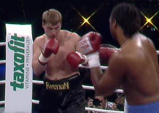 Alexander Povetkin Chris Byrd Latest