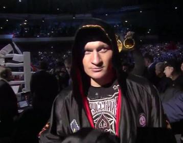 Alexander Povetkin Wladimir Klitschko