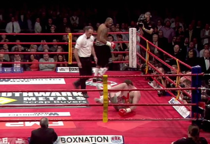 Thompson Price Thompson vs. Price  tony thompson david price audley harrison