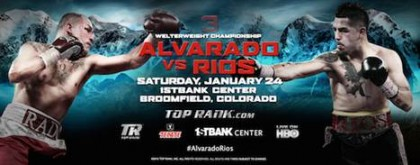 Brandon Rios Mike Alvarado Rios vs. Alvarado 3 Rios-Alvarado 3