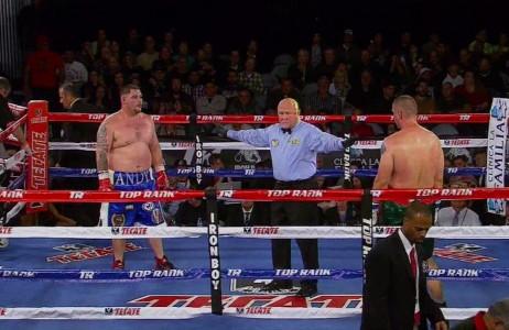Joseph Parker Andy Ruiz Jr Parker vs. Ruiz