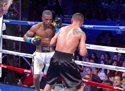 Gary Russell Jr. Oscar Escandon Russell Jr vs. Escandón