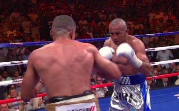 Mikey Garcia Orlando Salido Garcia vs. Salido Garcia-Salido