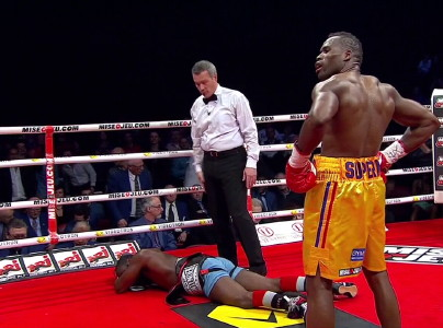 Adonis Stevenson Chad Dawson Eleider Alvarez Stevenson vs. Williams Stevenson-Williams Thomas Williams Jr