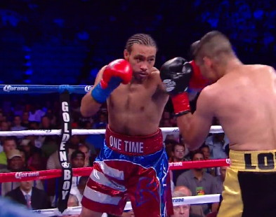 Carlos Quintana Keith Thurman