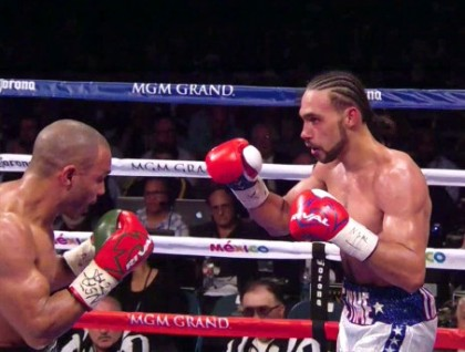 Keith Thurman Marcos Rene Maidana