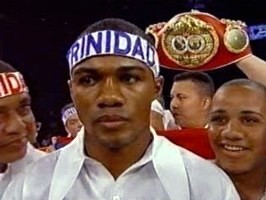 Bernard Hopkins Felix Trinidad Kelly Pavlik