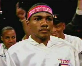 Felix Trinidad Latest Roy Jones Jr.