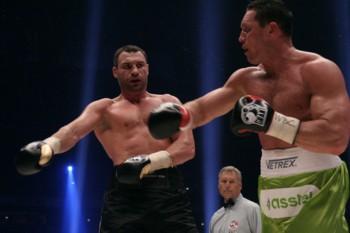 Albert Sosnowski Vitali Klitschko