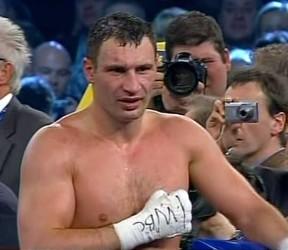 Nikolai Valuev Odlanier Solis Vitali Klitschko