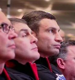David Haye Vitali Klitschko