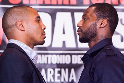 chad dawson andre ward  photo