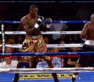 Deontay Wilder Mike Tyson