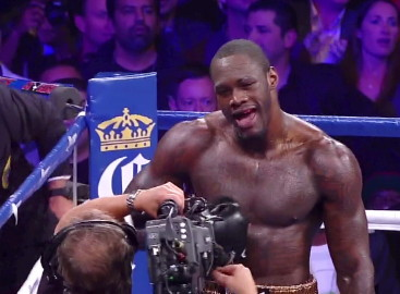David Price Deontay Wilder Tony Thompson