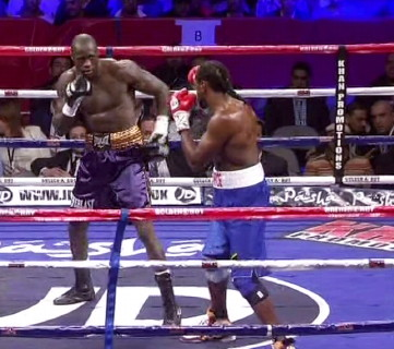 Deontay Wilder Latest Tyson Fury