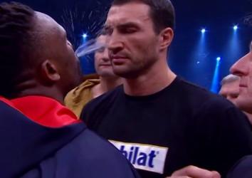 Derek Chisora Vitali Klitschko Klitschko vs. Chisora Klitschko-Chisora