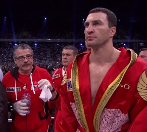 Johnathon Banks Wladimir Klitschko