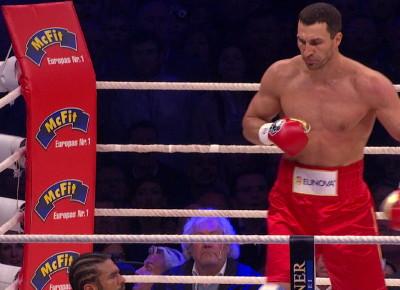 Derek Chisora Tyson Fury Wladimir Klitschko Chisora vs. Fury