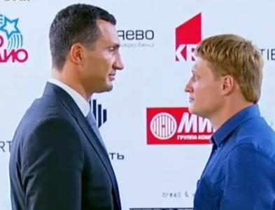 Alexander Povetkin Wladimir Klitschko Klitschko vs. Povetkin Klitschko-Povetkin