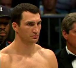 Latest Wladimir Klitschko