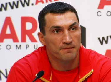 Chris Byrd David Haye Wladimir Klitschko