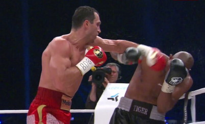 wladimir klitschko tony thompson  photo