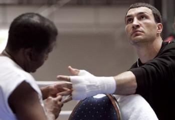 Derek Chisora Wladimir Klitschko