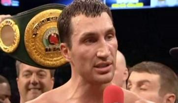 Alexander Povetkin Tony Thompson Wladimir Klitschko