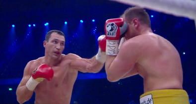wladimir klitschko francesco pianeta david haye boxing  photo