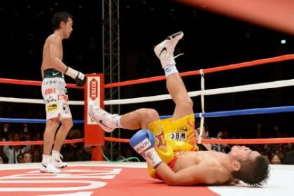 Suriyan Sor Rungvisai Shinsuke Yamanaka  boxing